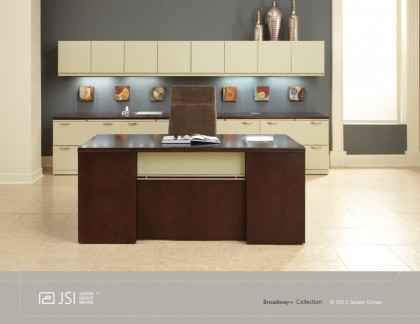 JSI Broadway Plus Casegoods and Modular Furniture- view 5