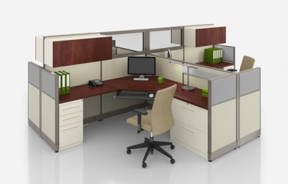 Nvision by Lacasse Workstations Designed for Your Space