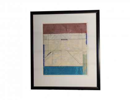 Framed Abstract Art  Limited Edition Signed and Numbered- view 1