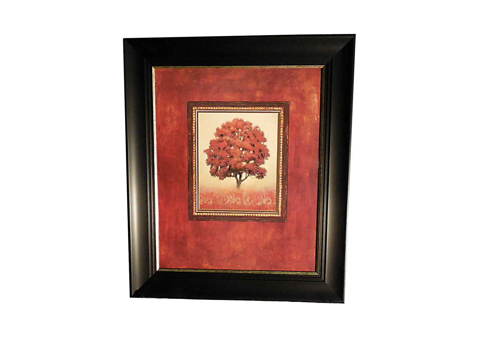 J Wiens Red Tree