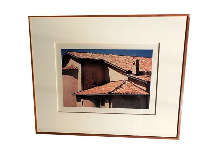 Framed Color Photograph 4 by Jim Laser- view 1