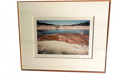 Framed Color Photograph 5 by Jim Laser