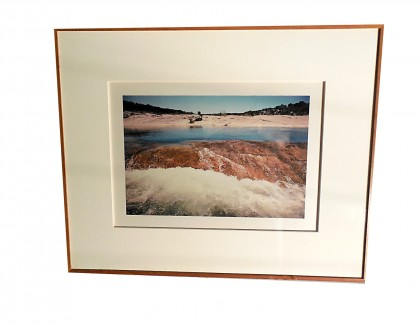 Framed Color Photograph 5 by Jim Laser- view 1