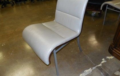HBR Armless Leather Lounge Seating