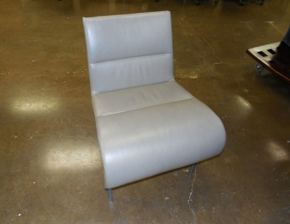 HBR Armless Leather Lounge Seating- view 4