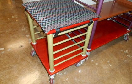 Haworth stools