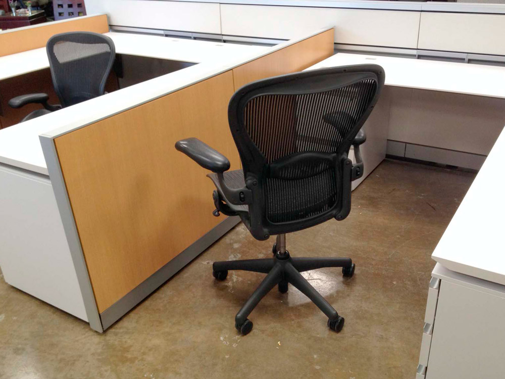 Herman Miller Aeron Task Chair Big And Tall Fci Dallas